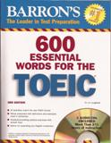 600 WORDS FOR THE TOEIC+2 AUDIO CD