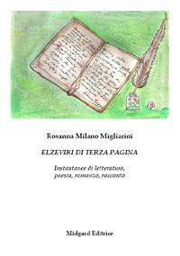 ELZEVIRI DI TERZA PAGINA